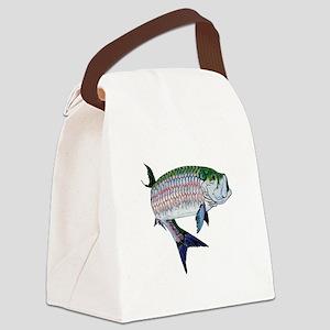 TARPON Canvas Lunch Bag