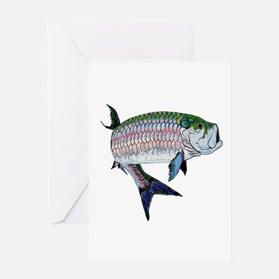 TARPON Greeting Cards