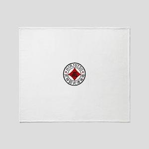 ninsymbol Throw Blanket