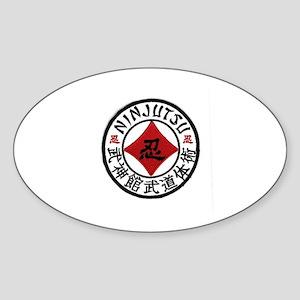 ninsymbol Sticker (Oval)