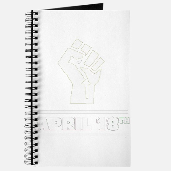 April 18th T-shirt Journal