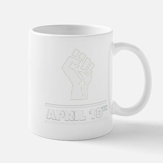 April 18th T-shirt Mug