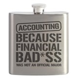 Accounting Flask Bottles
