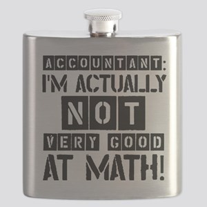 ACCOUNTANT I'M ACTUALLY NOT VERY GOOD AT MATH! Fla