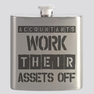 ACCOUNTANTS WORK THEIR ASSETS OFF Flask