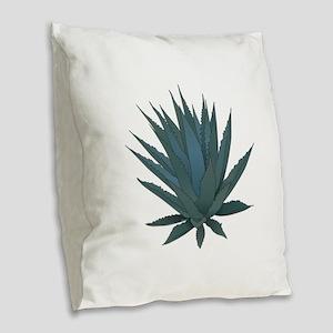 HEALING Burlap Throw Pillow