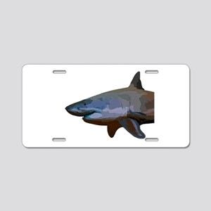 GREATNESS Aluminum License Plate