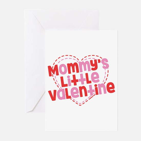 Mommy's Little Valentine Greeting Cards (Pk of 10)