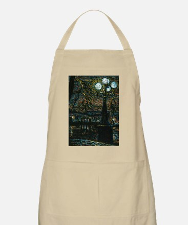 Night in the City Apron