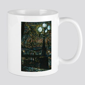 Night in the City Mugs