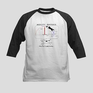 agility physics Baseball Jersey