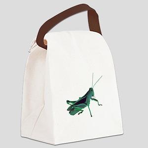 GRASSHOPPER Canvas Lunch Bag