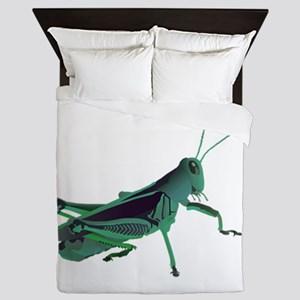 GRASSHOPPER Queen Duvet