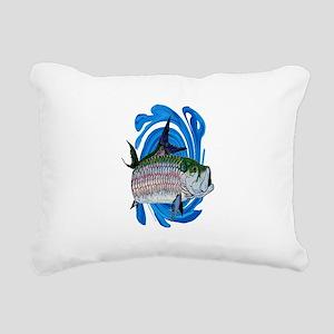 STRIKE Rectangular Canvas Pillow