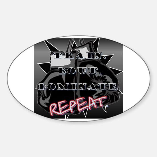 Funny Bout Sticker (Oval)