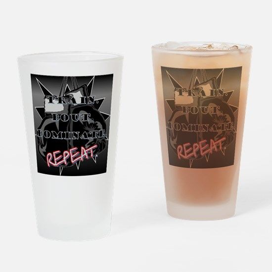 Funny Xpressions Drinking Glass