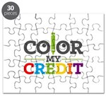 Color My Credit Puzzle