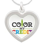 Color My Credit Necklaces