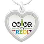 Color My Credit Necklaces