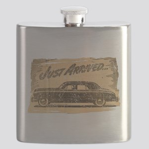 VINTAGE AUTO-JUST ARRIVED Flask