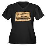 VINTAGE AUTO-JUST ARRIVED Plus Size T-Shirt
