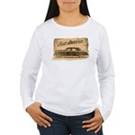 VINTAGE AUTO-JUST ARRIVED Long Sleeve T-Shirt