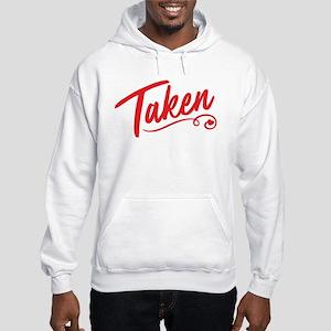 Taken Hooded Sweatshirt