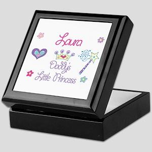 Laura - Daddy's Little Prince Keepsake Box