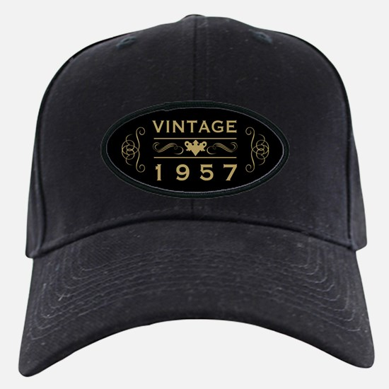1957 Birth Year Baseball Hat