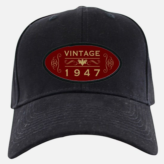 1947 Birth Year Baseball Hat