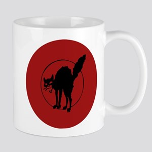 IWW Cat Logo Mugs