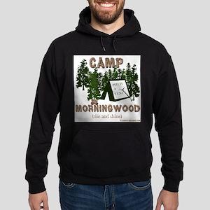 Camp Morning Wood Adult Sweatshirt