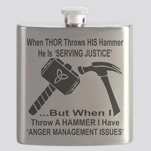 Anger Management Issues Flask