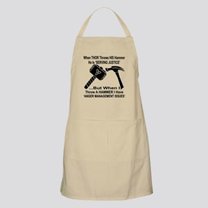 Anger Management Issues Apron