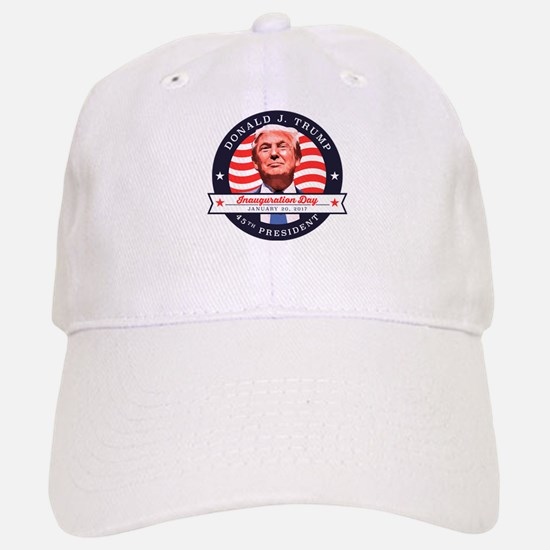 President Trump - Inauguration Day Baseball Baseball Cap