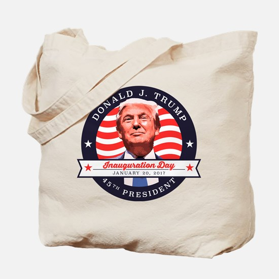 President Trump - Inauguration Day Tote Bag