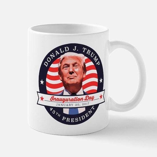 President Trump - Inauguration Day Mug