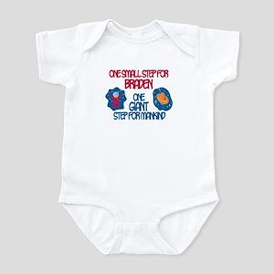 Braden - Astronaut Infant Bodysuit
