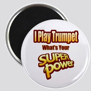 Super Power - Trumpet Magnets