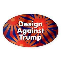 Design Against Trump Decal