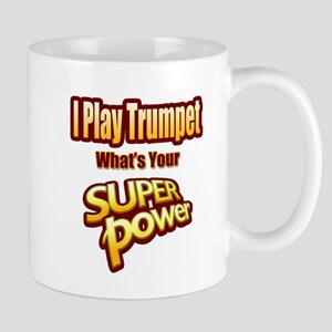 Super Power - Trumpet Mugs