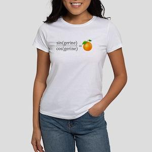 tan(gerine) math T-Shirt