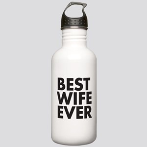 Best Wife Ever Stainless Water Bottle 1.0L