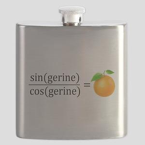 tan(gerine) math Flask