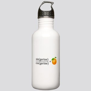 tan(gerine) math Stainless Water Bottle 1.0L