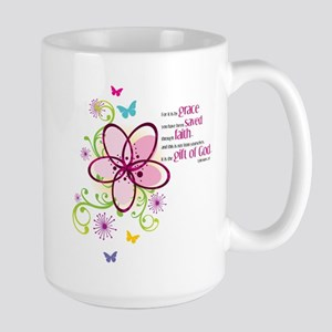 For it is by Grace you have been Saved Mugs
