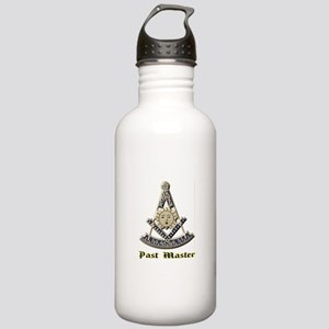 A F & A M Past Master Water Bottle