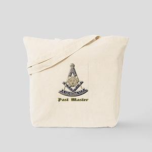 A F & A M Past Master Tote Bag