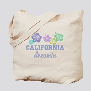 California Dreamin Tote Bag