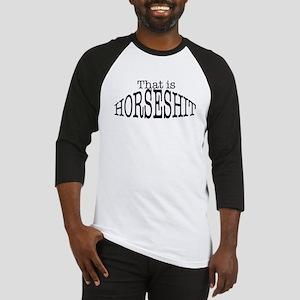 horseshit Baseball Jersey